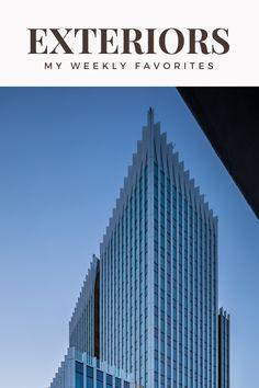 Íme a kedvenc saját épületfotóim, építészeti fotóim Skyscraper, Multi Story Building, Exterior, Pictures, Lab Coats, Photos, Skyscrapers, Outdoor Rooms, Grimm