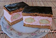 Hungarian Cake, Hungarian Recipes, Cake Blog, Fruit Punch, Sweet Life, I Foods, French Toast, Dessert Recipes, Food And Drink