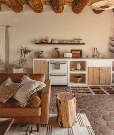 Interior Styling, Interior Decorating, Southwestern Home, Southwest Style, Desert Homes, Style Deco, Kitchen Design, Space Kitchen, Kitchen Cupboards
