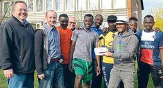 Göttinger Freifunker bieten Flüchtlingen kostenlosen Internet-Zugang