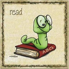 I am a BookWorm. :) Love reading and read all the time.