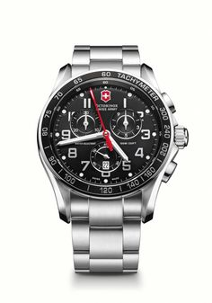 The swiss army chrono classic XLS is a popular mens watch