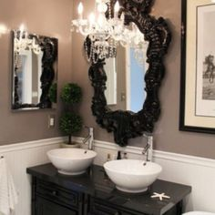 want a mirror like this in my bathroom
