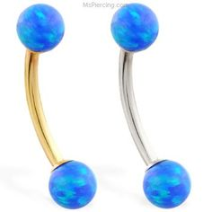 Belly button rings, Navel Rings, Body Piercing Jewelry, Nose Rings, Gold Body Jewelry on - Eyebrow Piercing 🤨 Eyebrow Piercing Jewelry, Eyebrow Ring, Body Piercings, Gold Body Jewellery, Body Jewelry, Jewlery, Opal Color, Blue Opal, Belly Button Rings
