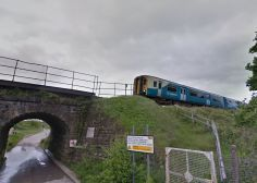 Two Railway Workers Killed After Being Hit By Train In Wales   HuffPost UK