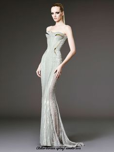 Atelier Versace spring/summer 2012 collection