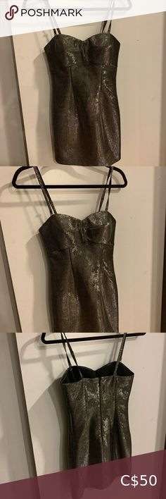 Guess💥💥💥 Dress Never worn, size xs Detachable straps Guess Dresses Mini Guess Dress, Plus Fashion, Fashion Tips, Mini, Closet, Dresses, Fashion Hacks, Vestidos, Fashion Advice