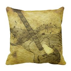 @@@Karri Best price          	Cool Vintage Music Notes With Guitar Pillow           	Cool Vintage Music Notes With Guitar Pillow lowest price for you. In addition you can compare price with another store and read helpful reviews. BuyReview          	Cool Vintage Music Notes With Guitar Pillow Review...Cleck link More >>> http://www.zazzle.com/cool_vintage_music_notes_with_guitar_pillow-189075484827774438?rf=238627982471231924&zbar=1&tc=terrest
