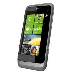 HTC C110 Radar Metal Silver