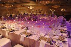 Elegant Wedding Spread at Drury Lane Oakbrook Terrace, IL