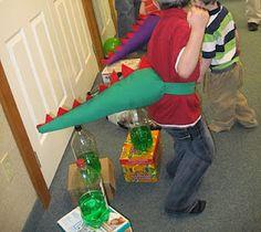 Train Your Dragon: Dragon tails