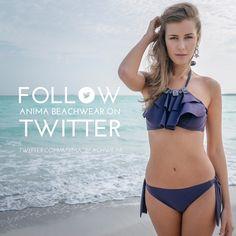 #AnimaBeachwear is also on #Twitter. Go to www.twitter.com/anima_beachwear and follow us