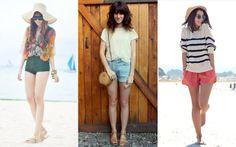 Moda praia: looks para se inspirar e ser a diva do verão - Moda - CAPRICHO