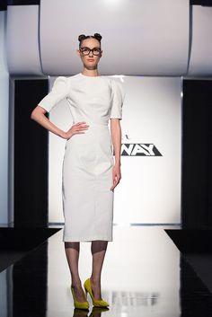 Project Runway Season 15 Ep. 3 Transitions Fashion Show Dress By Cornelius Ortiz