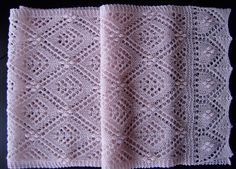 Ravelry: Project Gallery for Something Borrowed pattern by Kathy Lang