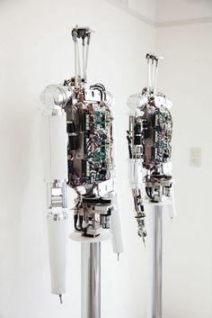 Robotic Mannequins