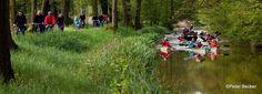 #Paddeln im Spreewald dann bitte www.hotel-stern-werben.de