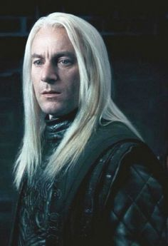Lucius Malfoy, the hottest man in HP movies. Description from pinterest.com. I searched for this on bing.com/images