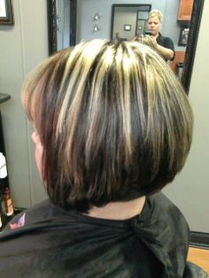 hair style for shape drastic before and after stacked bob stack bob angled 1764