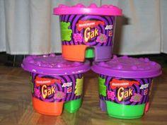 Nickelodeon GAK.