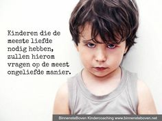 Over boze kinderen...
