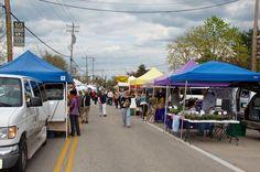 Thursday is #marketday @ Madeira Farmers Market in Ohio 3:30 - 7pm http://www.farmersmarketonline.com/fm/MadeiraFarmersMarket.html
