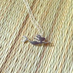 🆕⬇️©©⬇️ SILVER MERMAID NECKLACE 🆕 Silver, mermaid necklace. Mermaid's anyone? Get this girl out of water & take her somewhere nice. This lovely floater is imported silver plated alloy metal/nickel/lead free, 18in chain. Great birthday/holiday/bridesmaid gift. Avoid chemical contact/bathing, use clean, soft cloth for cleaning. Reasonable offers/bundles welcome, no trades. My environment is clean/organized/smoke/pet free. Please make any inquires, all sales are final on PM. Thank you for…