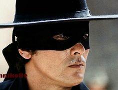 Alain Delon El Zorro