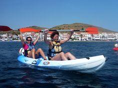 Alquiler kayaks en fornells katayak.net