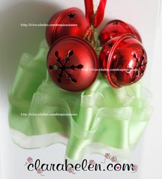 Manualidades fáciles para Navidad