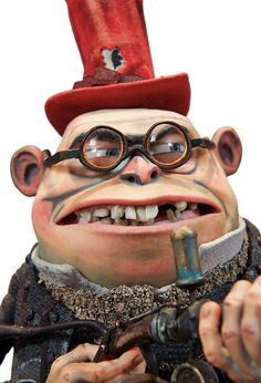 Animation Art:Puppet, The Boxtrolls Mr. Gristle Original Animation Puppet (LAIKA,2014)....