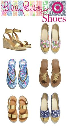 44387f4a27b8 Lilly Pulitzer for Target  10 Looks We Love. Target Clothes WomenGold  AccentsLilly PulitzerEspadrillesClassic FashionShoes SandalsShoe ...