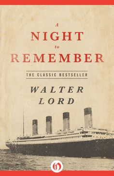 In honor of the 100th anniversary of the sinking of the Titanic and in honor of our recent visit to the Titanic museum in Pigeon Forge, I read this book which offered personal accounts of many survivors.