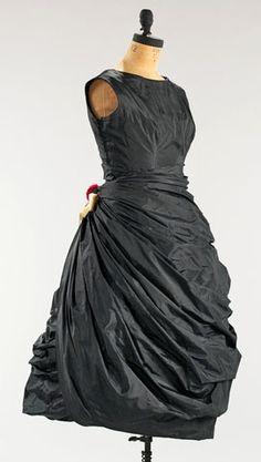 Balenciaga dress 1965