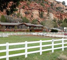 One of our favorite places to visit and volunteer with the animals is Best Friends Animal Sanctuary in Kanab, UT. It's a few hours drive from Las Vegas. Gorgeous canyons, awesome animals, kind-hearted people, great family bonding time.