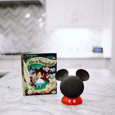 Den Series brings the fun of Disney to your living room with a playfully designed mount that's secure, durable and made for easy interaction with Google Home Mini.