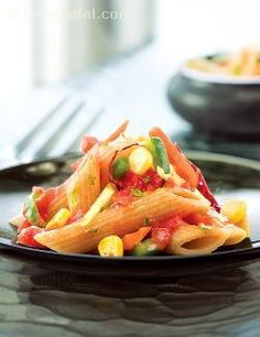 Durum wheat pasta is taboo for the gluten intolerant. Gluten free pasta is however available these days and tossed in a scrumptious tomato sauce, will certainly satisfy your taste buds.