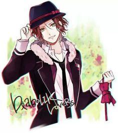 W sercu wampira 1 ♛Shu Sakamaki♛ - . Subaru Sakamaki, Ayato Sakamaki, Old Anime, Dark Anime, Diabolik Lovers Laito, We Heart It, Creepypasta Cute, Fanart, Shared Folder