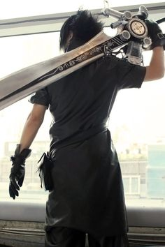 Final Fantasy Versus XIII Isn't Out, But This Cosplay Is