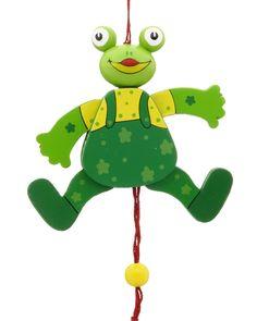 Jumping Jack Frog
