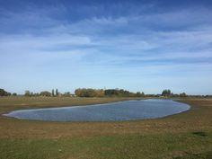 2015-10-24 Nieuwe natuur tussen Den Nul en Fortmond met nieuw wandelpad