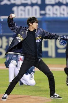 Exo Chanyeol, Baby Park, Music Genius, Lucky Ladies, Drama, Kpop, Baseball, Bad Boys, Boy Bands