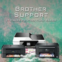 #Brotherprinters have been an award-winning industry leader for years. Brother printers provide quality & efficiency when you are faced with printing needs. You can use Brother printers for personal, office, educational, and other needs as you see fit. You can use a Brother printer to print in black, grayscale, or even color. Brother Printers, A Brother, Printing, Education, Fit, Color, Black, Black People, Shape