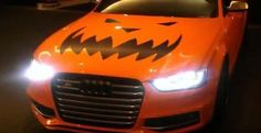 Get your car looking spooky for Halloween after checking out these great ideas!
