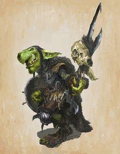 Green Goblin, ChangSung Bae on ArtStation at https://www.artstation.com/artwork/green-goblin-470a5762-abf0-49da-b972-02519a153b80