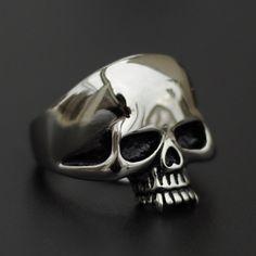 Skull Head Badass Jewelry Ring //Price: $11.99 & FREE Shipping //     #skull #skullinspiration #skullobsession #skulls