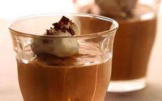 Chokolademousse for børn