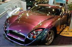 TVR's Speed-12