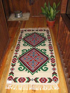 alfombra de lana nueva hecha a mano modelo hecho por por Limbhad, €300.00