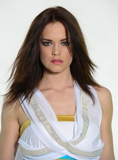 Emily Wyatt featuring as Rebecca Newton